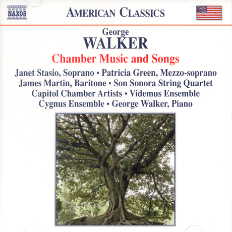 CHAMBER MUSIC AND SONGS/ JANET STASIO