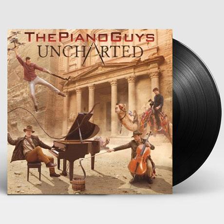UNCHARTED [180G LP] [피아노 가이즈: 언차티드]
