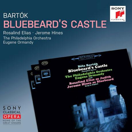 BLUEBEARD`S CASTLE/ EUGENE ORMANDY [SONY CLASSICAL OPERA] [바르톡: 푸른 수염의 영주 - 유진 오먼디]