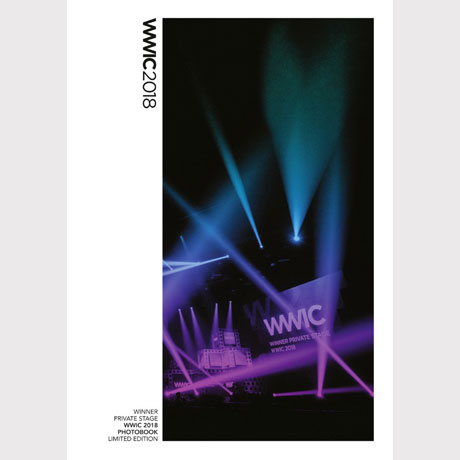 PRIVATE STAGE WWIC 2018 PHOTOBOOK [한정반]