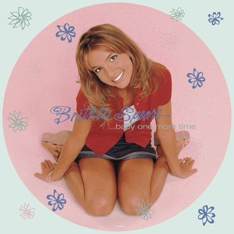 BABY ONE MORE TIME [LIMITED] [180G PICTURE DISC LP]