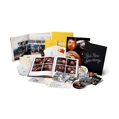 RED ROSE SPEEDWAY [3CD+2DVD+1BD] [SUPER DELUXE LIMITED]