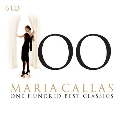 ONE HUNDRED BEST CLASSICS 100 [마리아 칼라스 100]