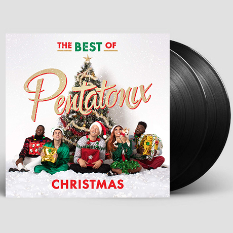 THE BEST OF PENTATONIX CHRISTMAS [LP]