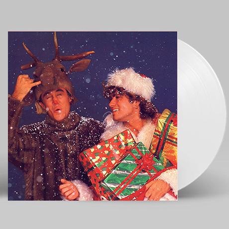 "LAST CHRISTMAS/ EVERYTHING SHE WANTS [7"" SINGLE WHITE LP] [한정반]"
