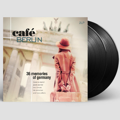 CAFE BERLIN: 36 MEMORIES OF GERMANY [180G LP]