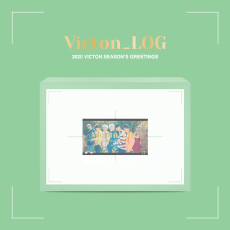 VICTON_LOG: 2020 SEASONS GREETINGS