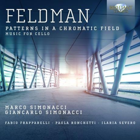 MUSIC FOR CELLO/ MARCO SIMONACCI, GIANCARLO SIMONACCI