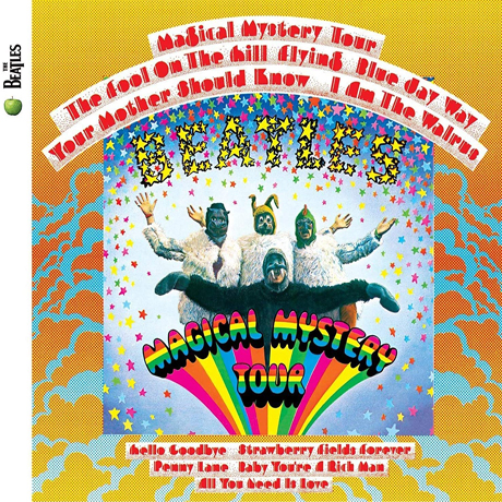MAGICAL MYSTERY TOUR [2009 REMASTERED DIGIPACK]