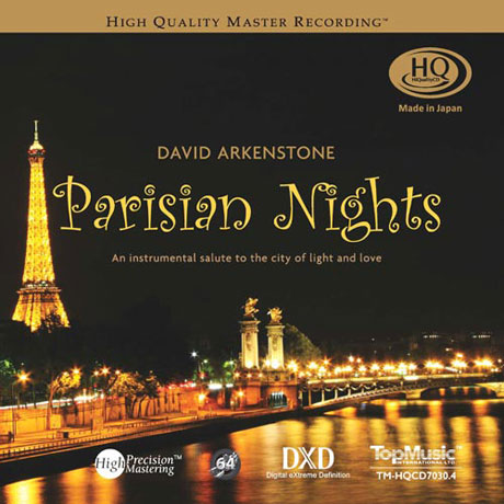 PARISIAN NIGHTS [HQCD]
