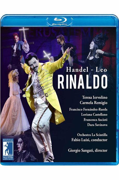 RINALDO/ FABIO LUISI [헨델: 리날도(1718 나폴리버전) - 최초레코딩] [한글자막]