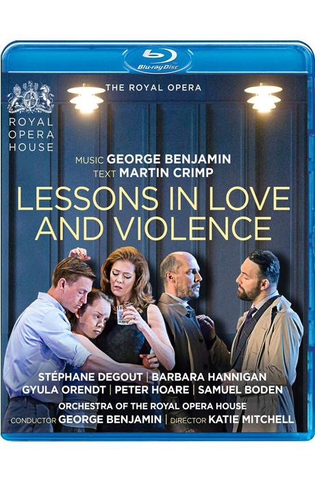 LESSONS IN LOVE AND VIOLENCE/ GEORGE BENJAMIN [벤자민 & 크림프: 오페라 <사랑과 폭력의 수업>] [한글자막]