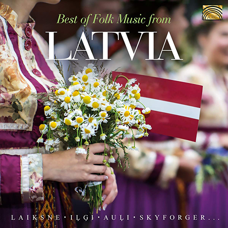 BEST OF FOLK MUSIC FROM LATVIA