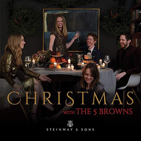 CHRISTMAS WITH THE 5 BROWNS [크리스마스 앨범 - 5 브라운스]