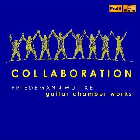 COLLABORATION: GUITAR CHAMBER WORKS [콜라보레이션: 기타와 함께 하는 다양한 음악들 - 프리드만 부트케]