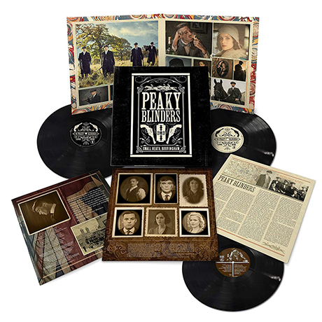 PEAKY BLINDERS SERIES 1-5 [피키 블라인더스] [LP]