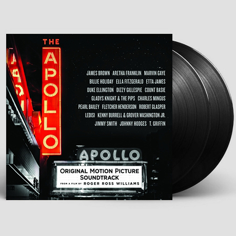 THE APOLLO [아폴로 극장: 다큐] [180G LP]