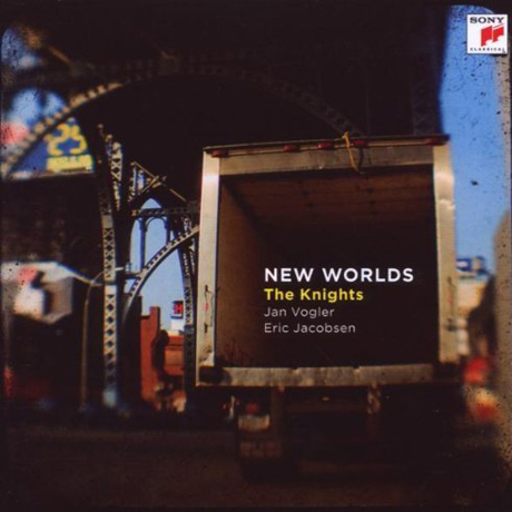 NEW WORLDS/ JAN VOGLER, ERIC JACOBSEN