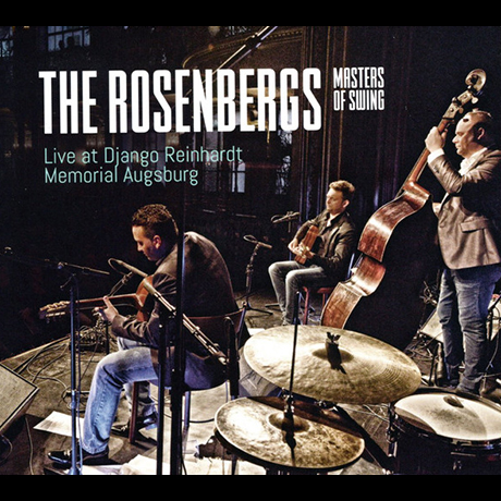LIVE AT DJANGO REINHARDT: MEMORIAL AUGSBURG