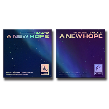3RD EP REPACKAGE [SALUTE: A NEW HOPE] [2종 세트]