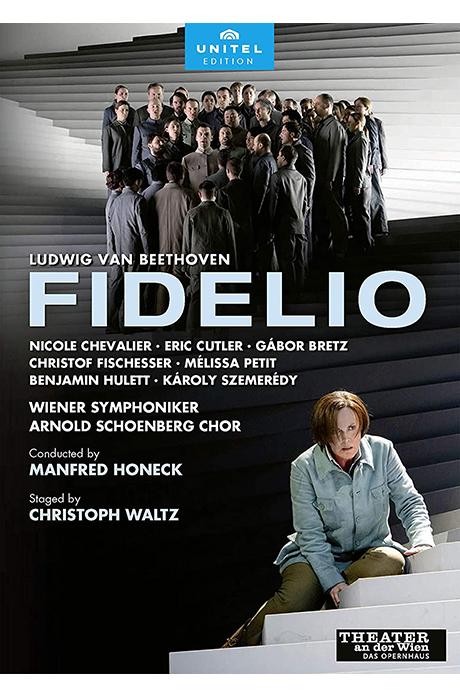 FIDELIO/ MANFRED HONECK [베토벤: 피델리오] [한글자막]