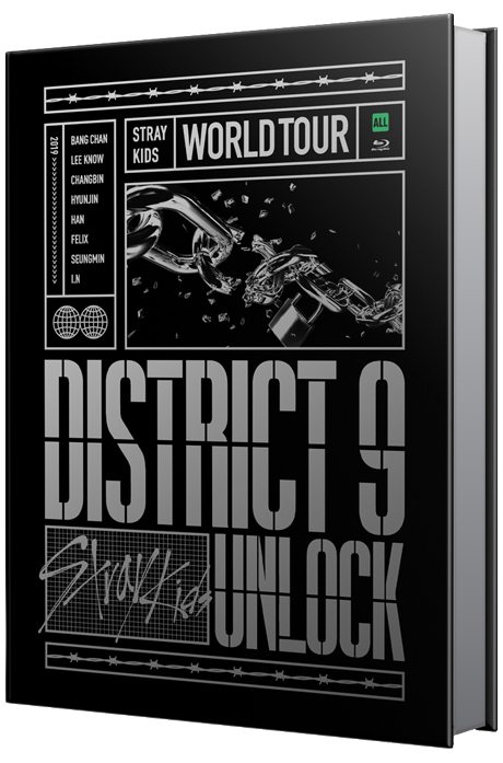 DISTRICT 9: UNLOCK [WORLD TOUR]