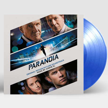 PARANOIA [파라노이아] [180G CLEAR BLUE LP]