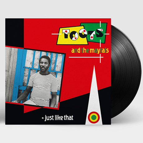 JUST LIKE THAT [180G LP]