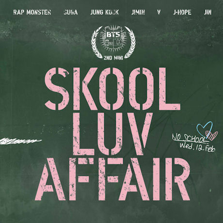 SKOOL LUV AFFAIR [미니 2집]