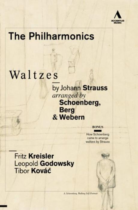 WALTZES: ARRANGED BY SCHOENBERG, BERG & WEBERN/ THE PHILHARMONICS [빈 카페 음악회: 신 빈악파가 편곡한 왈츠들]