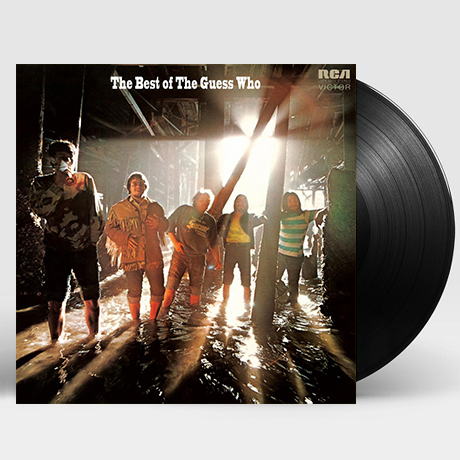 THE BEST OF THE GUESS WHO [180G LP]