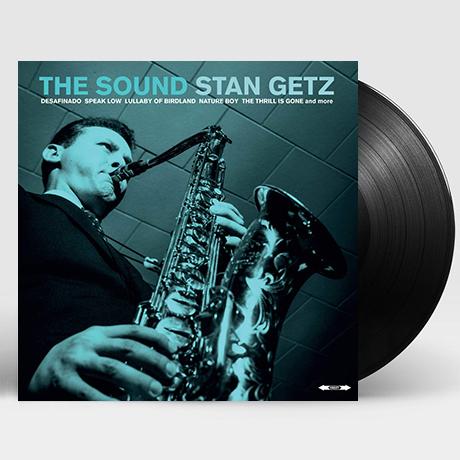 THE SOUND STAN GETZ [180G LP]