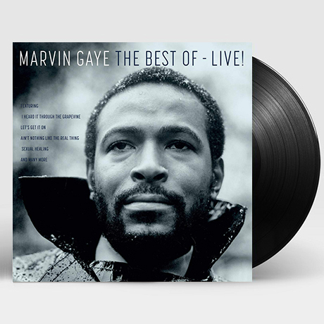 THE BEST OF LIVE [180G LP]