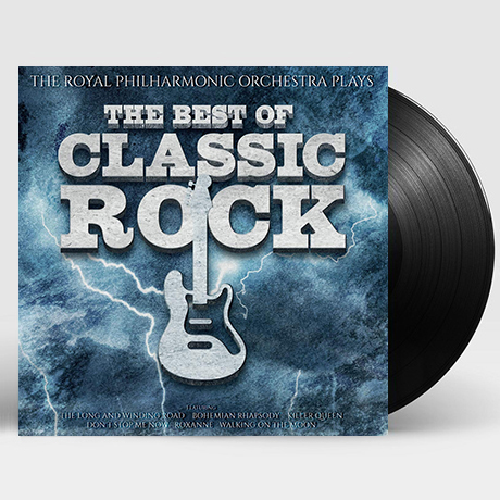 THE BEST OF CLASSIC ROCK [180G LP]