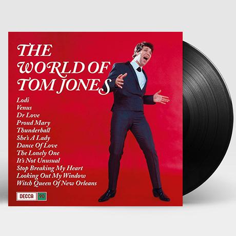 THE WORLD OF TOM JONES [DECCA 90] [180G LP]