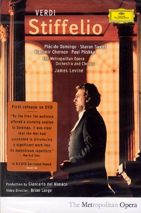 STIFFELIO/ PLACIDO DOMINGO & JAMES LEVINE