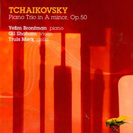 PIANO TRIO/ YEFIM BRONFMAN, GIL SHAHAM, TRULS MORK [차이코프스키: 피아노 3중주 - 샤함, 뫼르크, 브론프만]