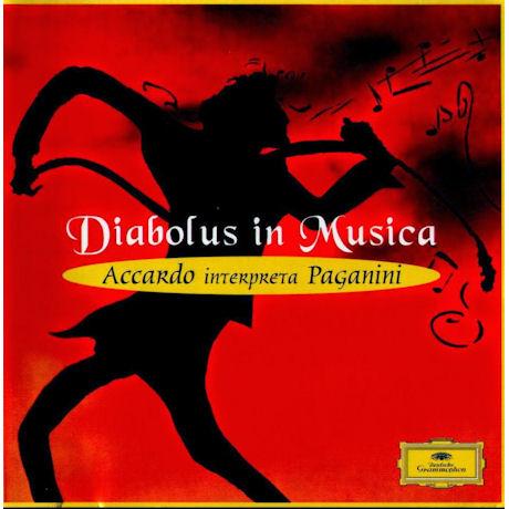 DIABOLUS IN MUSICA/ SALVATORE ACCARDO [파가니니: 악마의 음악]