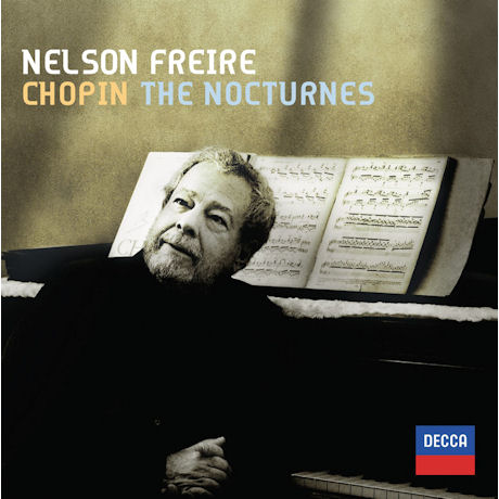 THE NOCTURNES/ NELSON FREIRE [쇼팽: 20개의 녹턴]