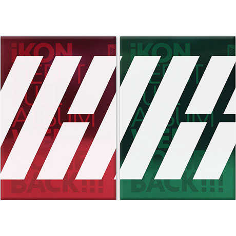 WELCOME BACK [IKON DEBUT FULL ALBUM]