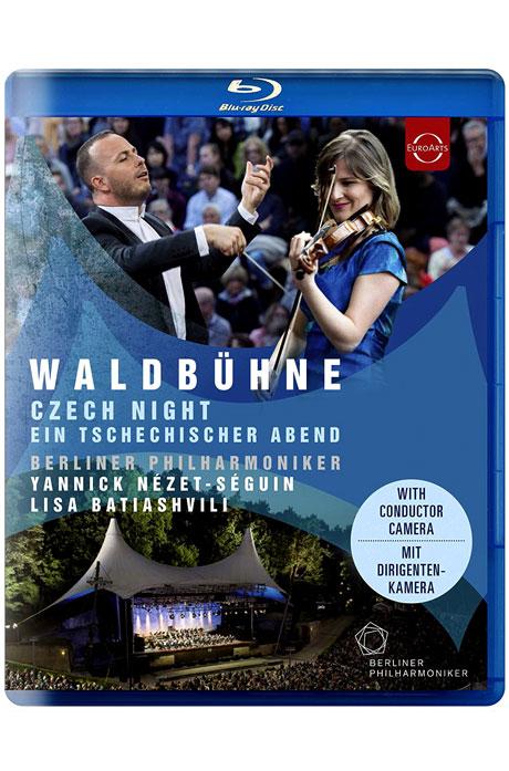 WALDBUEHNE: CZECH NIGHT/ LISA BATIASHVILI, YANNICK NEZET-SEGUIN [2016년 발트뷔네 콘서트: 체코의 밤]