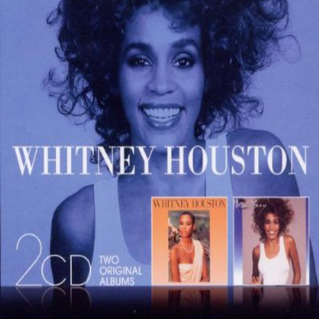 WHITNEY HOUSTON+WHITNEY [TWO ORIGINAL ALBUMS]