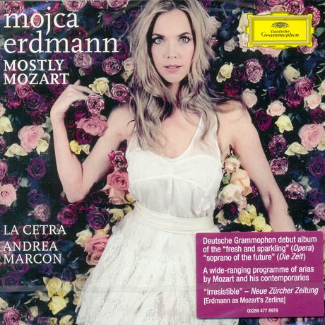 MOSTLY MOZART/ ANDREA MARCON