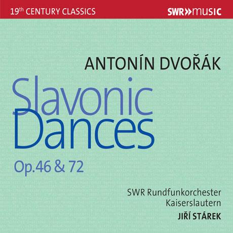 SLAVONIC DANCES OP.46 & 72/ JIRI STAREK [드보르작: 슬라브 춤곡 - 이르지 슈타레크]