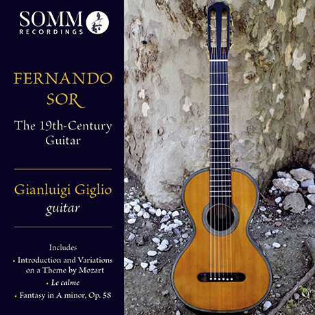 THE 19TH CENTURY GUITAR/ GIANLUIGI GIGLIO [소르: 19세기 기타 명곡집 - 지안루이지 질리오]