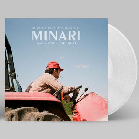 MINARI [미나리] [180G CRYSTAL CLEAR LP] [한정반]