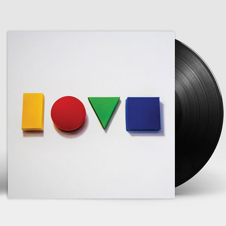 LOVE IS A FOUR LETTER WORD [180G LP]
