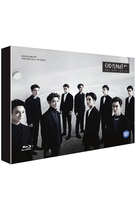 EXO PLANET #2: THE EXO'LUXION IN SEOUL [BD+포토북]