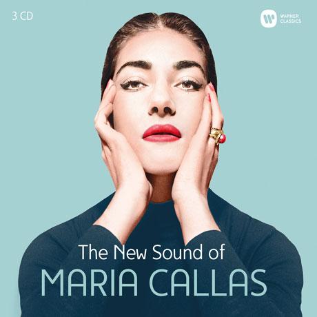 THE NEW SOUND OF MARIA CALLAS [마리아 칼라스: 뉴사운드] [디지팩]