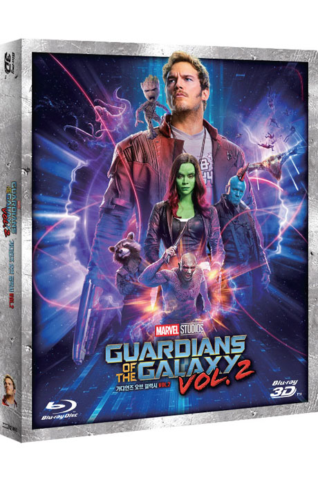 가디언즈 오브 갤럭시 2 [3D+2D] [GUARDIANS OF THE GALAXY VOL.2]